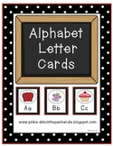 ABC Letter Cards Print