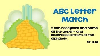 ABC Letter Match