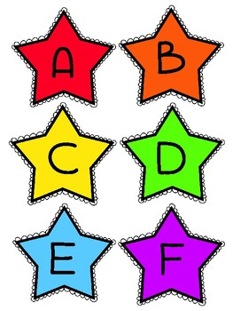 ABC Letter Matching
