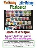 ABC Matching Flash cards