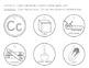 ABC Letter-Picture Charm Necklaces