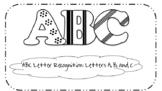 ABC Letter Recognition ABC