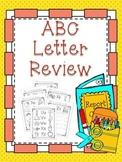 ABC Letter Review