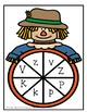 ABC Scarecrow Letter Spin Game