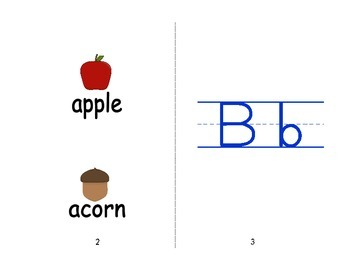 ABC Letter Tracing Book