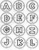 ABC Letter Watches / Bracelets