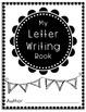 ABC Letter Writing Workbook - For Preschool & Kindergarten