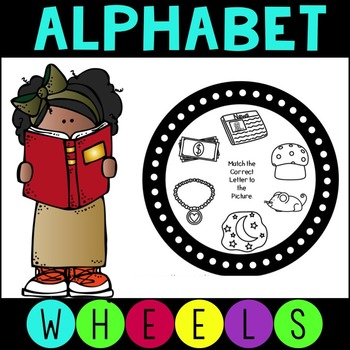 ABC Letter and Sound Wheels