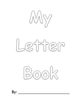 ABC Letter book