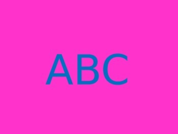ABC Letter recognition