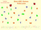 Letter Sounds A-Z  Smartboard