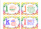 ABC Literature Response Task Cards