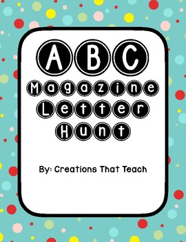 ABC Magazine Hunt