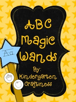 ABC Magic Wands