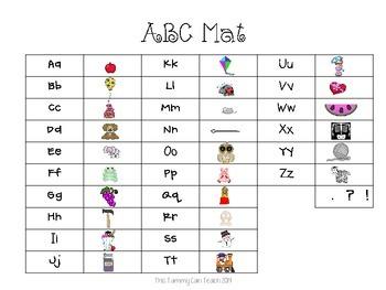 ABC Mat