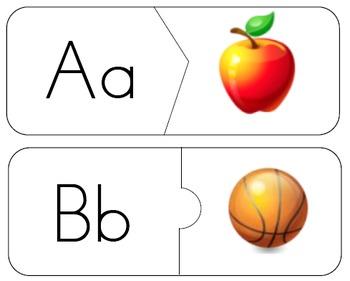 ABC Match Cards