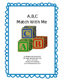 ABC Match With Me