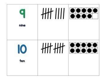 ABC Match card games