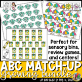 ABC Match-up (Sensory Bin Mat) GROWING BUNDLE!