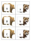 ABC Matching--Bears