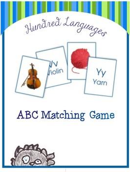 ABC Matching Games
