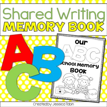 End of the Year Shared Writing