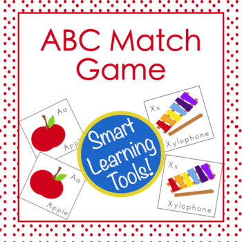 ABC Match Game