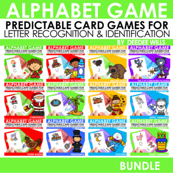 ABC Game BUNDLE