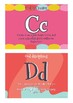 ABC Memory Verse Cards, 5x7 inches, Characteristics of God, 27 Cards, Colorful,