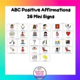 ABC Mini Affirmation Posters