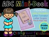 ABC Mini-Book