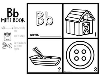 ABC Mini Books