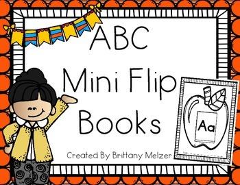 ABC Mini Flip Books