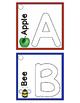 ABC Mini Play Clay Mat Flip Book