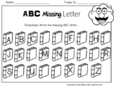 ABC Missing Letter