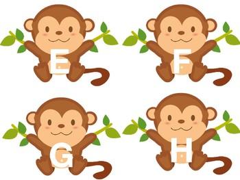 ABC Monkey