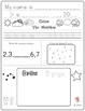 ABC Morning Work Packet