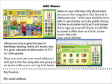 ABC Mouse parent flyer