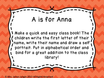 ABC Name Book