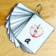 ABC Nature Pocket Cards for Phonemic Awareness