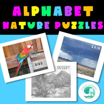 ABC Nature Puzzles