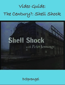 ABC News History Channel The Century: Shell Shock WWI Movie Video Guide