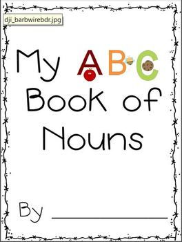 ABC Noun Book