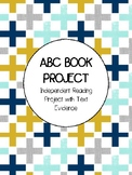 ABC Novel Project for Any Independent Reading Novel
