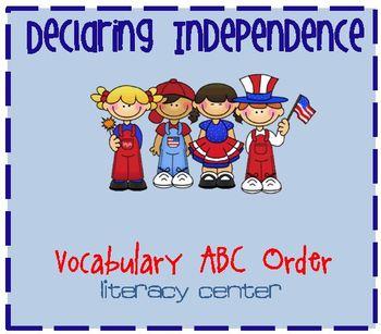 ABC Order Activities Bundle