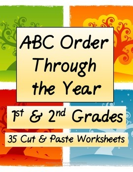 ABC Order All Through the Year