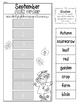 ABC Order {for Kindergarten & First Grade} Throughout the Year!