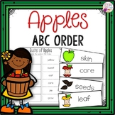 ABC Order-Apples
