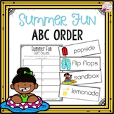 ABC Order-August