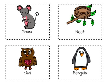 ABC Order Cards for Literacy Station